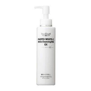 ドクターシーラボ フォトホワイトC 薬用ホワイトクレンジングミルクEX 150ml アウトレット sutekinacreo