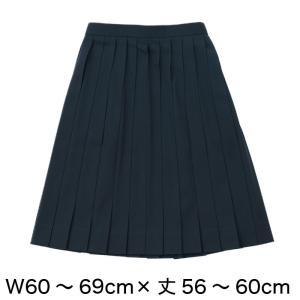 ティアラ 8100シリーズ 女子 カシドス織り 24本車ヒダ セーラー服用スカート W60〜69cm×丈56〜60cm (Tiara) (取寄せ)|suteteko