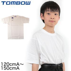 トンボ学生服 VICTORY 薄手半袖Tシャツ 120cmA〜150cmA (トンボ TOMBOW) (取寄せ)|suteteko