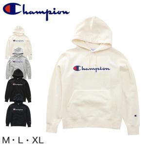 Champion プルオーバースウェットパーカー M〜XL (ベーシック メンズ レディース パーカー) (在庫限り)|suteteko