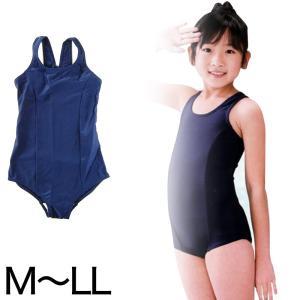 スクール水着 イルカ 女子 競泳用ワンピーススクール水着 (M〜LL)  (ON/学用品) (740-2501)|suteteko