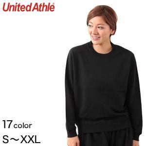 レディース 10.0オンス クルーネックスウェット S〜XXL (United Athle レディース アウター トレーナー カラー) (取寄せ)|suteteko
