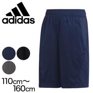 アディダス 子供メッシュハーフパンツ 110cm〜160cm (ボーイズ 男の子 運動 部活 メッシュ adidas)|suteteko