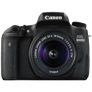 キャノン デジタル一眼レフカメラ EOS 8000D ダブルズームキット