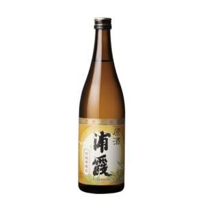 浦霞 原酒 720ml(宮城県)