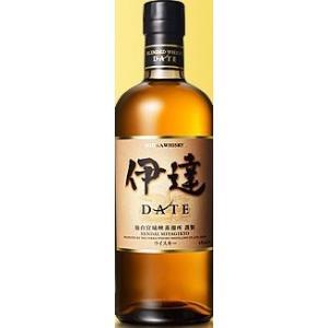 【宮城県限定】ニッカウイスキー 伊達 43度 700ml(宮城県)