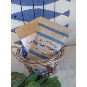 COCOSTAND オリジナル珈琲 ブレンドとアイスコーヒーのギフトセット【01】|suwako-mall
