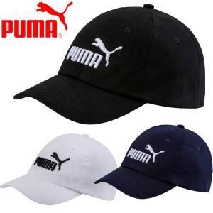 定番 PUMA 子供用 プーマ キッズ 帽子 ESS キャップ JR YT(54-57cm)|suxel