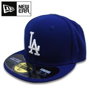 NEW ERA KIDS ニューエラ キッズニューエラ キャップ 59FIFTY LOS DODGERS ロサンゼルス・ドジャース ブルー 5m 53c1.1cm  |suxel