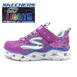 新作 光る SKECHERS スケッチャーズ スニーカー ガールズ S Lights: Galaxy Lights  子供靴|suxel
