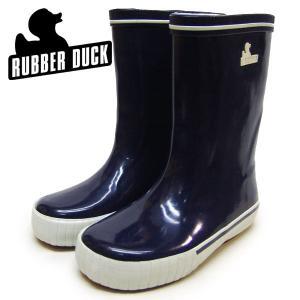 Rubber Duck ラバーダック Kids Splash キッズスプラッシュ レインブーツ 長靴 Medieval Blue(メディバルブルー/ネイビー)管理番号4800|suxel