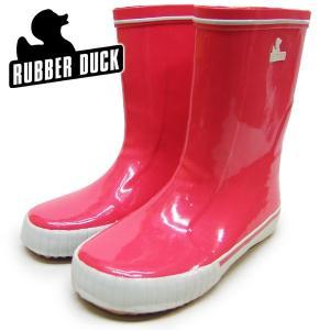Rubber Duck ラバーダック Kids Splash キッズスプラッシュ レインブーツ 長靴 Neon Pink(ネオンピンク)管理番号4800|suxel