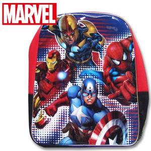 MARVEL HEROS マーベル ヒーローズ  リュックサック キッズ バックパック キッズ 幅31cm×高さ38.5cm×マチ12cm|suxel
