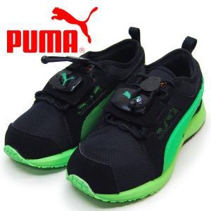 子供靴 Puma プーマ キッズ スニーカー ボルト エヴォスピードメーター