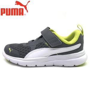 新作 PUMA プーマ  キッズ プーマ フレックス エッセンシャル V PS (17-21cm)  ジュニア スニーカー 子供靴|suxel