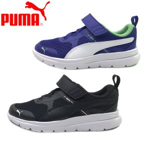 継続再入荷!  PUMA プーマ  キッズ プーマ フレックス エッセンシャル V PS (17-21cm)  ジュニア スニーカー 子供靴|suxel