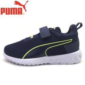 新作 PUMA プーマ  キッズ カーソン 2 コンケープ V PS (17-21cm)  ジュニア スニーカー 子供靴|suxel
