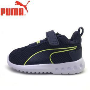 新作 PUMA プーマ  キッズ カーソン 2 コンケープ V インファント (12-16cm)  ベビー キッズ スニーカー 子供靴|suxel