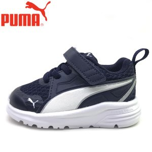 新作 PUMA プーマ  キッズ ピュア ジョガー V インファント (12-16cm)  ベビー キッズ スニーカー 子供靴|suxel