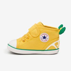 新作 コンバース Converse ベビー オールスター N フルーツ V-1/BABY ALL STAR N FRUITS V-1 レモン 12-15cm|suxel