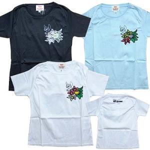 在庫処分特価 INK+PAINT by Disney ディズニー Lilo&Stitch リロ&ステッチ 半袖 キッズ Tシャツ|suxel