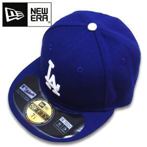 7 3/8(58.7cm)NEW ERA KIDS ニューエラ ON-FIELD 59FIFTY  LOSDOD CAP LAドジャースキャップ/帽子 送料無料|suxel