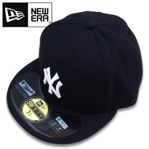 NEW ERA KIDS ニューエラON-FIELD 59FIFTY  NEYYAN CAP ニューヨークヤンキースキャップ/帽子 送料無料|suxel