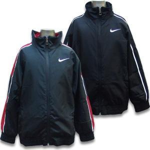 130cm NIKE ナイキ ジュニアYTH N45 ウーブン ジャケット ジップアップ アウター 子供服|suxel