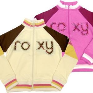 100cm ROXY ロキシー キッズ/ジュニア キッズ Tシャツ 長袖シャツ キッズ NIE WAHINE フルジップ ジャケット suxel