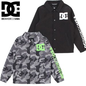 130-160cm DC SHOES ディーシー キッズ コーチジャケット 18 KD COACHES JACKET|suxel
