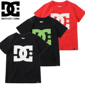 DC SHOES ディーシー KD STAR キッズ ジュニア 半袖 Tシャツ |suxel