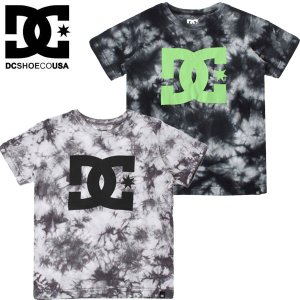 150cm DC SHOES ディーシーシューズ キッズ 18 KD SPECKLED DYE SS 半袖Tシャツ|suxel