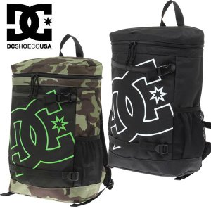 DC SHOES ディーシー リュックサック キッズ  バックパック(14.5L)18 KD QUONSETT 子供服 男の子  ストリート|suxel
