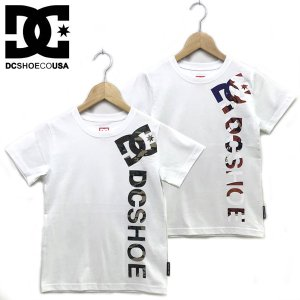 130-160cm  DC SHOES ディーシー 子供服 キッズ ジュニア バーティカル 半袖 Tシャツ  19 KD PRINT VERTICAL SS|suxel
