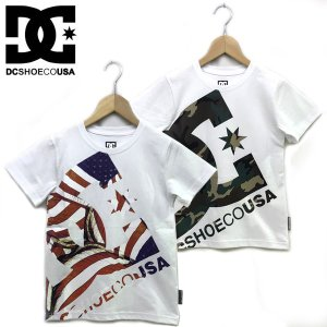 150cm  DC SHOES ディーシー 子供服 キッズ ジュニア バーティカル 半袖 Tシャツ  19 KD PRINT BIG STAR SS|suxel