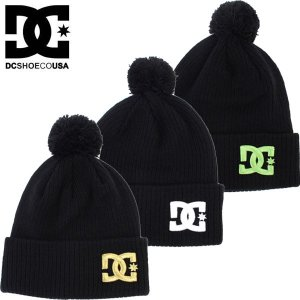 DC SHOES ディーシーシューズ キッズ ビー二ー 17 KD CUFF BEANIE  ニットハット 帽子|suxel