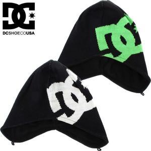 DC SHOES ディーシーシューズ キッズ ビー二ー 17 KD FLAPPER 帽子 ニット帽子|suxel