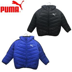 Puma プーマ  品 名:キッズ ナカワタ ジャケット 品 番:853645 カラー:01 プーマ...