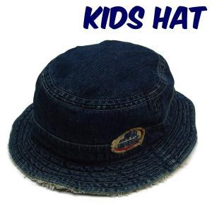 帽子 日本製 shapoxボウシ キッズ デニム ボア ハット suxel