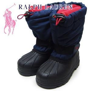 ポロラルフローレン キッズ キッズ  スノーブーツ Polo by Ralph Lauren WHISTLER TODDLER suxel