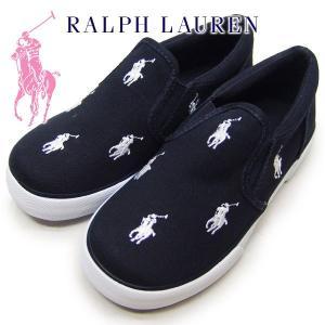 ポロラルフローレン キッズ スニーカー  Polo by Ralph Lauren BAL HARBOUR REPEAT CHILD suxel