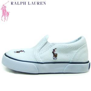 ポロラルフローレン キッズ スニーカー Polo by Ralph Lauren BAL HARBOUR REPEAT MULTI PONY suxel