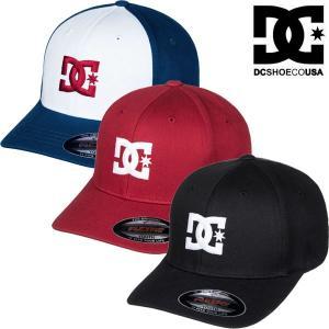ディーシー DC SHOES キッズ キャップ CAP STAR 2 BOYユース 帽子 男の子 女の子  フロントに大きくDCのブランドロゴ刺しゅう|suxel