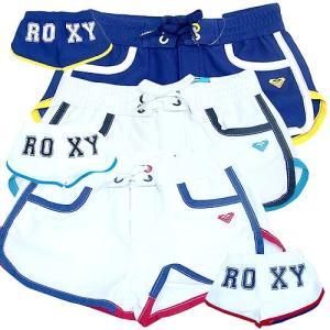 100cm ROXY ロキシーMINI SURFER GIRLS SHORTS(スイムパンツ)キッズ 水着 女の子 キッズ(水着)  suxel