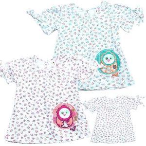 半額 子供服 女の子 ROXY ロキシーPENNY  キッズ Tシャツ 半袖チュニック|suxel