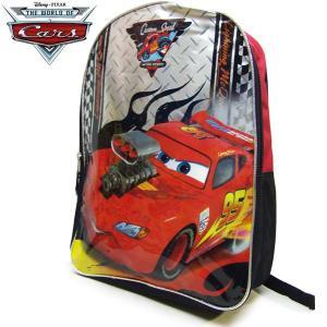 Cars カーズ リュックサック  子供用 ラージ 30cm×高さ41cm×マチ11.5cm|suxel