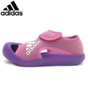 17.5-21cm  adidas アディダス キッズ ジュニア サンダル  AltaVenture C ガールズ|suxel