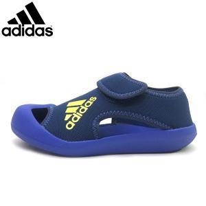 17.5-19.5cm  adidas アディダス キッズ ジュニア サンダル  AltaVenture C|suxel
