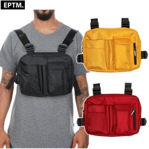 メンズ EPTM エピトミ CHEST BAG チェスト バッグ|suxel