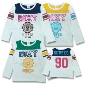 100cm 110cm ROXY ロキシー キッズ/ジュニアMINI ORIGINAL SURF キッズ ロンT 長袖 suxel